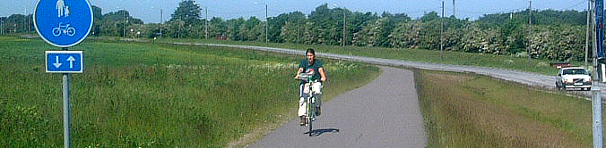 cykelstigen